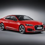 2018 Audi RS 5 Coupe front three quarters
