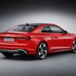 2018 Audi RS 5 Coupe rear three quarters right side