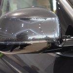 2018 BMW X3 Black Sapphire ORVM