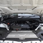 2018 BMW X3 Mineral White engine bay