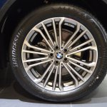 2018 BMW X3 Phytonic Blue alloy wheel
