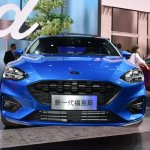 2018 Ford Focus Sedan ST-Line front