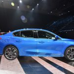 2018 Ford Focus Sedan ST-Line profile