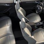 2018 Ford Focus Sedan interior