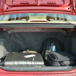 2018 Honda Amaze boot space
