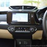 2018 Honda Amaze centre console