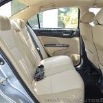 2018 Honda Amaze rear seat