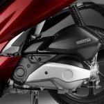 2018 Honda PCX125 press engine