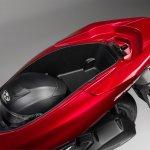 2018 Honda PCX125 press underseat storage