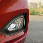 2018 Hyundai i20 facelift review fog lamp and air curtain