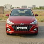 2018 Hyundai i20 facelift review front