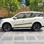 2018 Mahindra XUV500 accessorized side view
