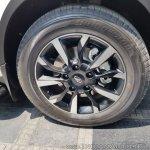 2018 Mahindra XUV500 alloy wheel