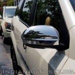 2018 Mahindra XUV500 chrome ORVM