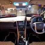 2018 Mahindra XUV500 facelift dashboard