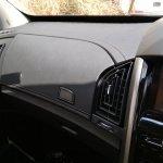 2018 Mahindra XUV500 facelift dashboard trim