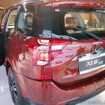 2018 Mahindra XUV500 facelift rear section