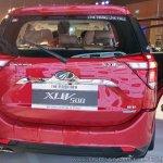 2018 Mahindra XUV500 facelift rear view