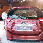 2018 Mahindra XUV500 facelift rear