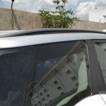 2018 Mahindra XUV500 facelift roof rails