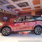 2018 Mahindra XUV500 facelift side profile