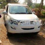 2018 Mahindra XUV500 facelift starts reaching dealerships