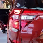 2018 Mahindra XUV500 facelift tail light