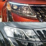 2018 Mahindra XUV500 vs 2015 Mahindra XUV500 headlight