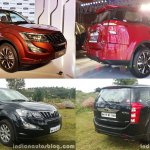 2018 Mahindra XUV500 vs 2015 Mahindra XUV500 old vs new