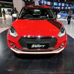 2018 Maruti Swift accessories - grille garnish