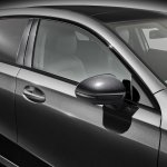 2018 Mercedes A-Class ORVM cover and B-pillar cover
