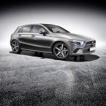 2018 Mercedes A-Class with Mercedes-Benz Sport Equipment