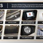 2018 Suzuki Ertiga (2018 Maruti Ertiga) accessories