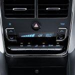 2018 Toyota Vios (Toyota Yaris sedan) climate control system