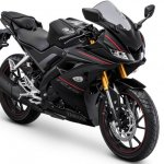 2018 Yamaha R15 v3.0 Indonesia press Black