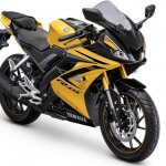 2018 Yamaha R15 v3.0 Indonesia press Yellow