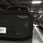 2019 Kia Soul front fascia spy shot
