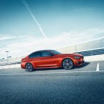 BMW 3 Series Shadow Edition M Sport profile