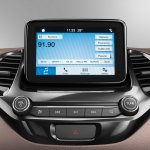 Ford Freestyle SYNC3 touchscreen