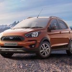 Ford Freestyle front three quarters