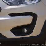 Ford Freestyle review bumper detail