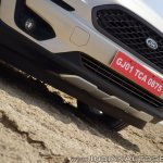 Ford Freestyle review front bumper