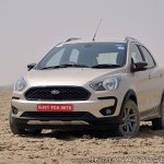 Ford Freestyle review front three quarter