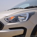 Ford Freestyle review headlamp