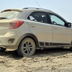 Ford Freestyle review rear angle