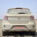 Ford Freestyle review rear