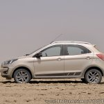 Ford Freestyle review side