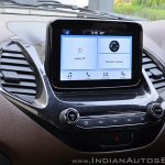 Ford Freestyle review touchscreen display