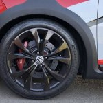 Honda WR-V Turbo alloy