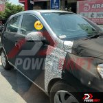 Hyundai Santro (Hyundai AH2) spied front angle section